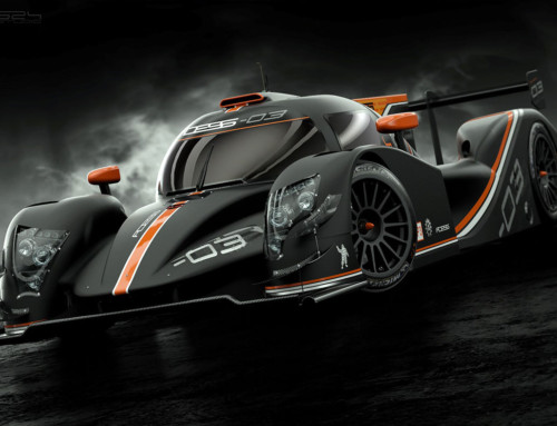 Feature Engineering en Michelin Le Mans Cup avec deux ADESS-03 LMP3